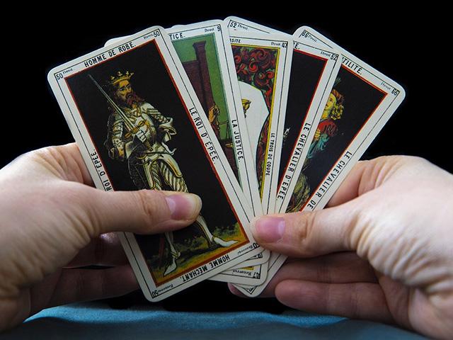 カードゲームのイメージ写真